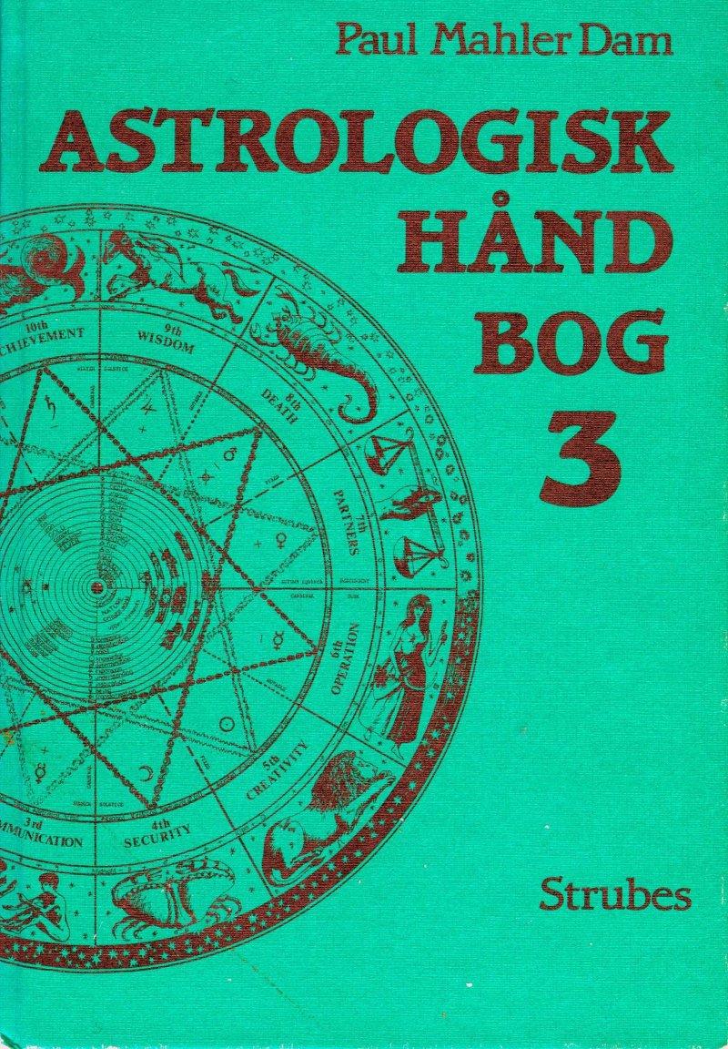 Image of   Astrologisk Håndbog 3 - Paul Mahler Dam - Bog