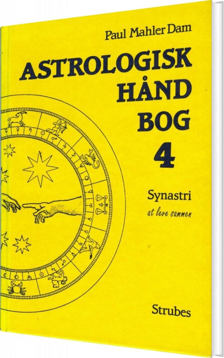 Image of   Astrologisk Håndbog 4 - Paul Mahler Dam - Bog
