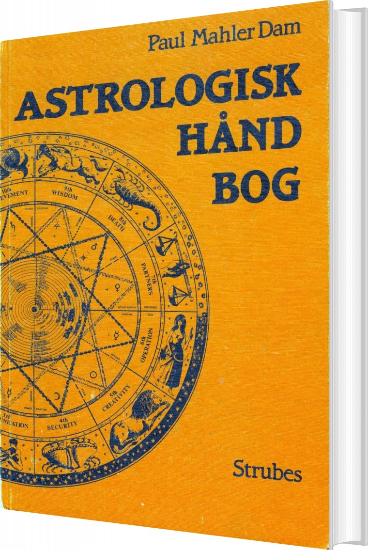 Astrologisk Håndbog - Paul Mahler Dam - Bog