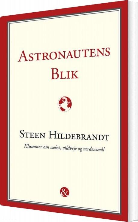 Image of   Astronautens Blik - Steen Hildebrandt - Bog