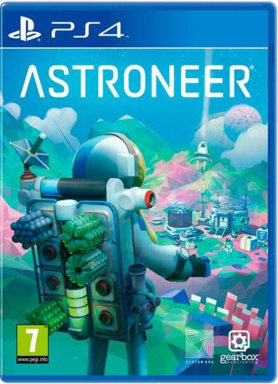 Image of   Astroneer - PS4