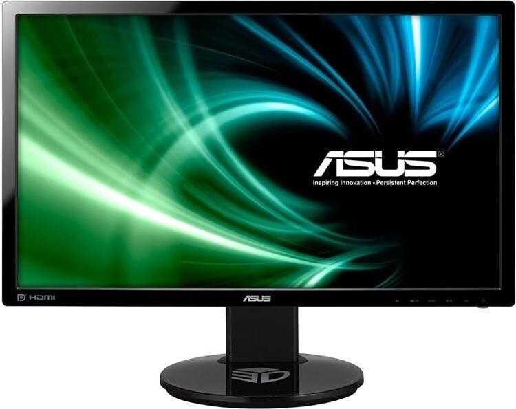 """Image of   Asus 24"""" Gaming Skærm Vg248qe - Fuld Hd 3d 144hz"""