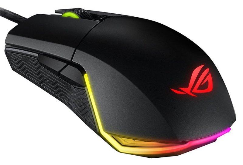 Image of   Asus Rog Pugio 7200 Dpi Gamingmus