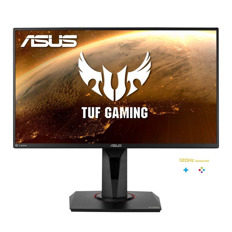 Asus Tuf Vg258qm – 24,5″ Gaming Skærm – 280hz Fuld Hd 0,5ms