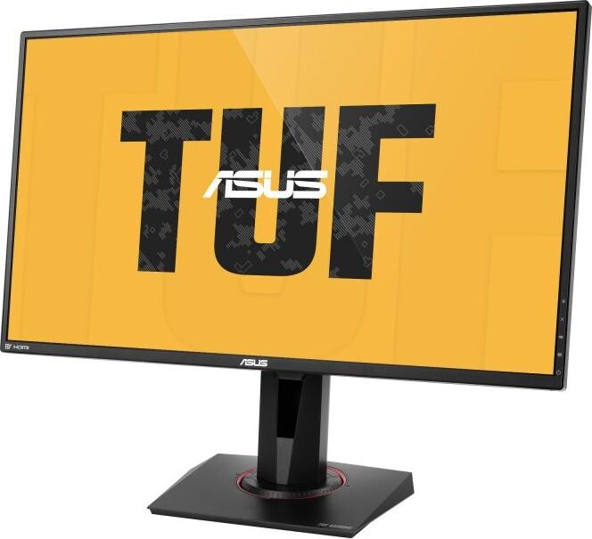 Asus Tuf Vg27bq – 27″ Gaming Skærm – 165hz G-sync 0,4ms