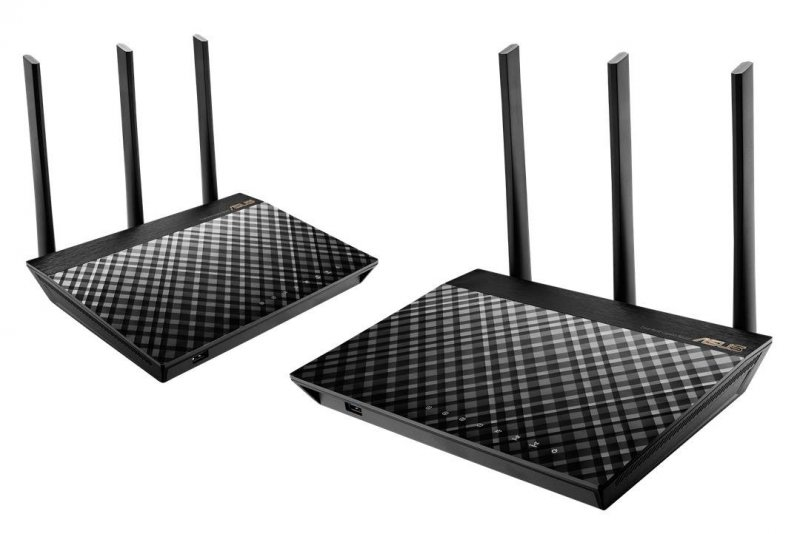 Asus Internet Wifi Router Rt-ac67u – 2-pak