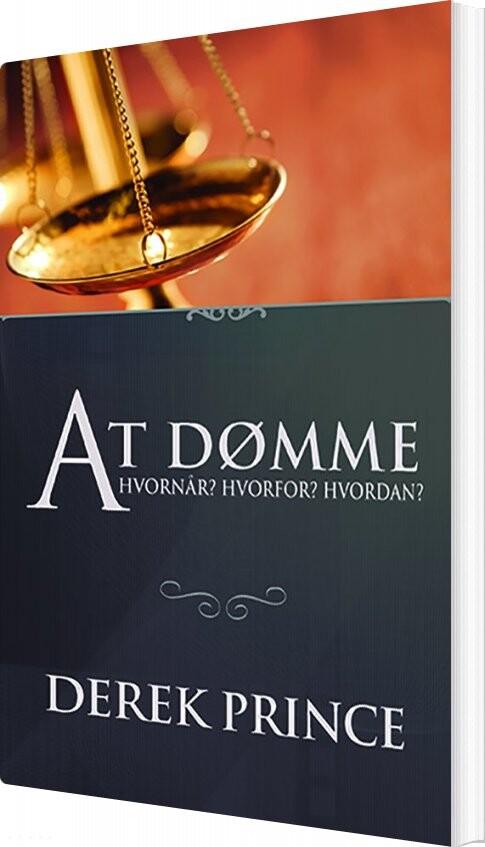 Image of   At Dømme - Derek Prince - Bog