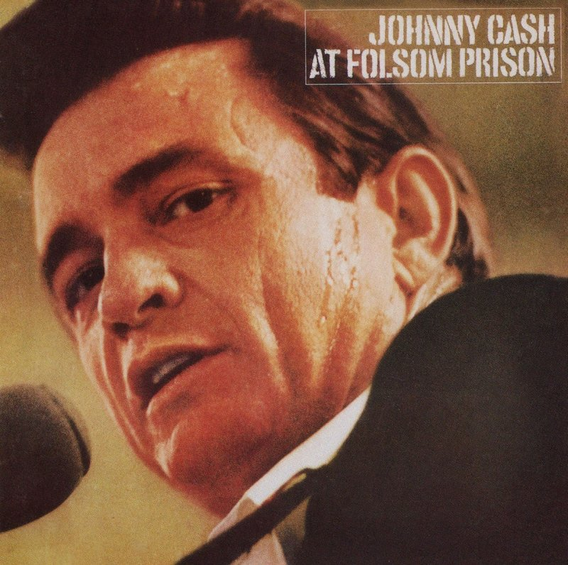 Image of   Johnny Cash - At Folsom Prison - Vinyl / LP