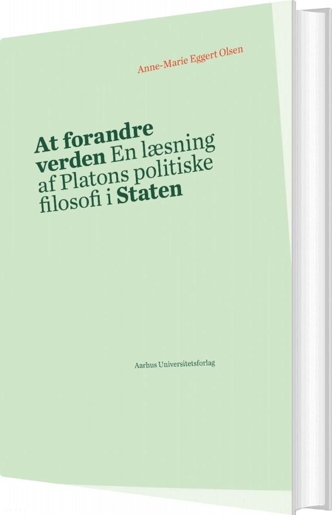 Image of   At Forandre Verden - Anne-marie Eggert Olsen - Bog
