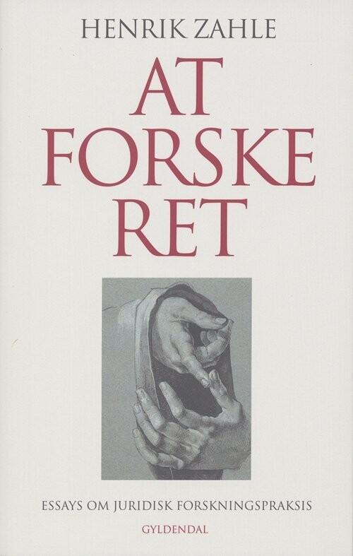 Image of   At Forske Ret - Henrik Zahle - Bog