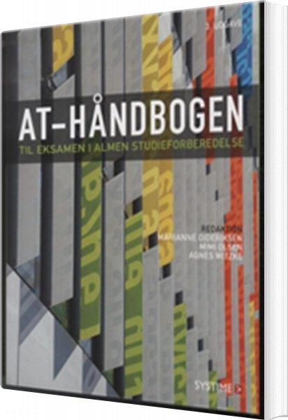Billede af At-håndbogen - Christian Munch-hansen - Bog