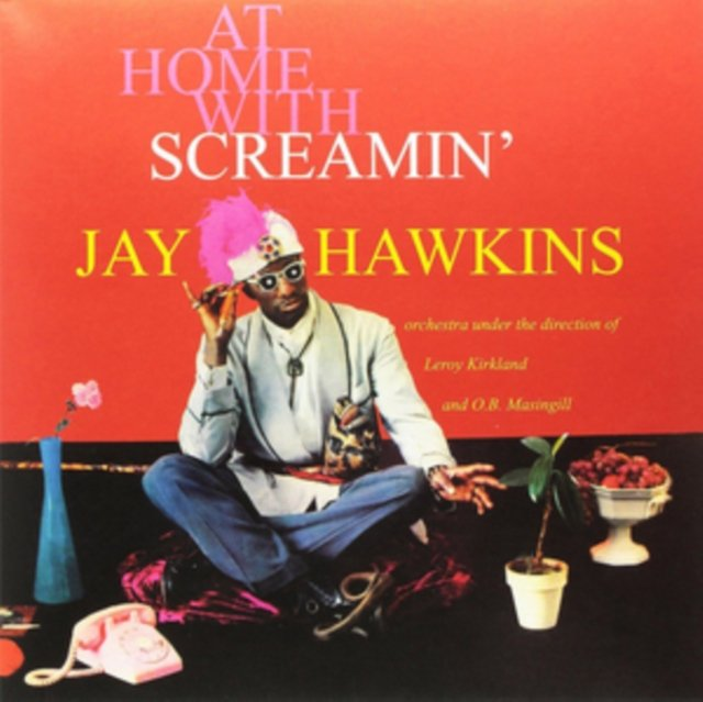 Screamin Jay Hawkins - At Home With Screamin Jay Hawkins - Vinyl / LP
