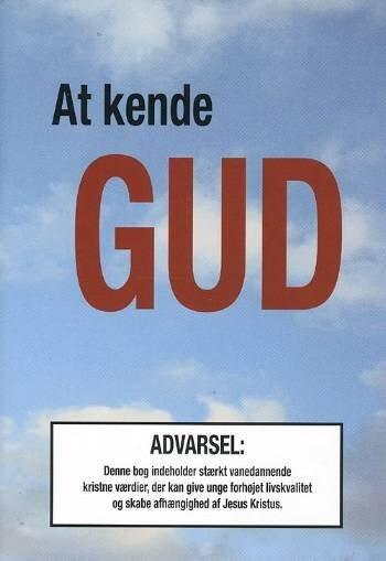 Image of   At Kende Gud - Sebastian Sebastian K - Bog