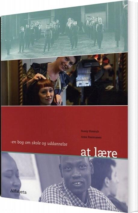 Image of   At Lære - Fanny Slotorub - Bog