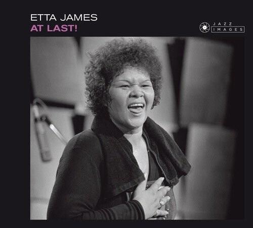 Image of   Etta James - At Last - CD