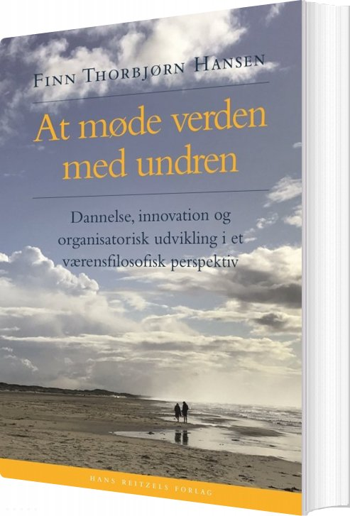 Image of   At Møde Verden Med Undren - Finn Thorbjørn Hansen - Bog
