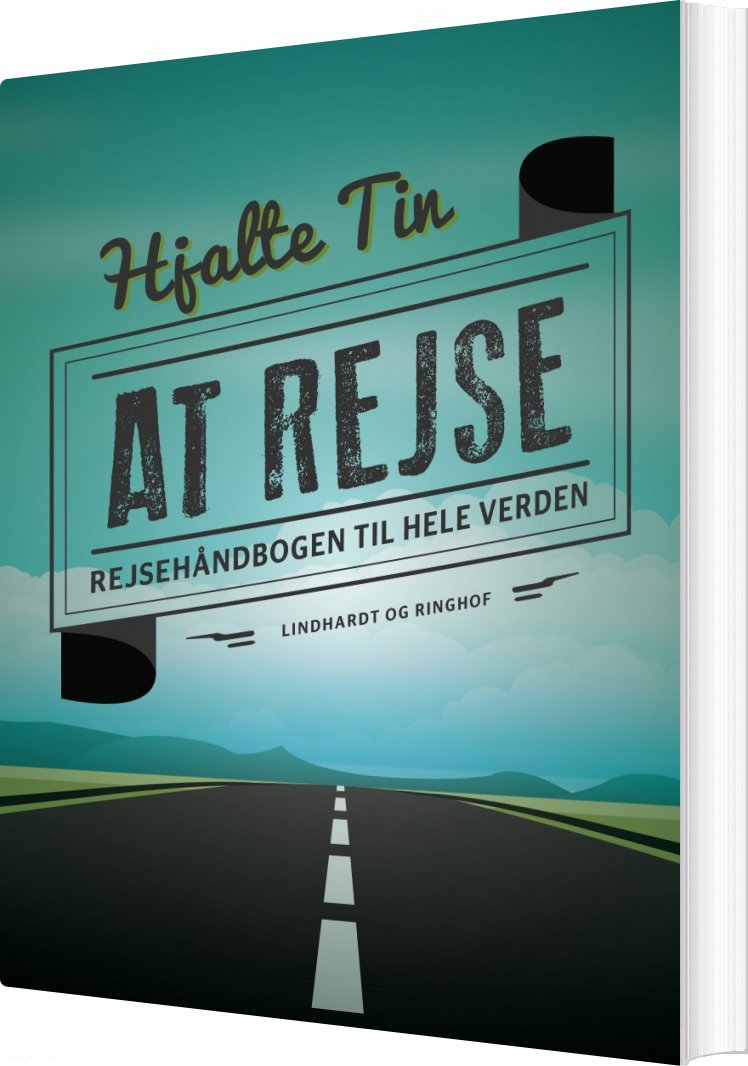 Image of   At Rejse - Hjalte Tin - Bog