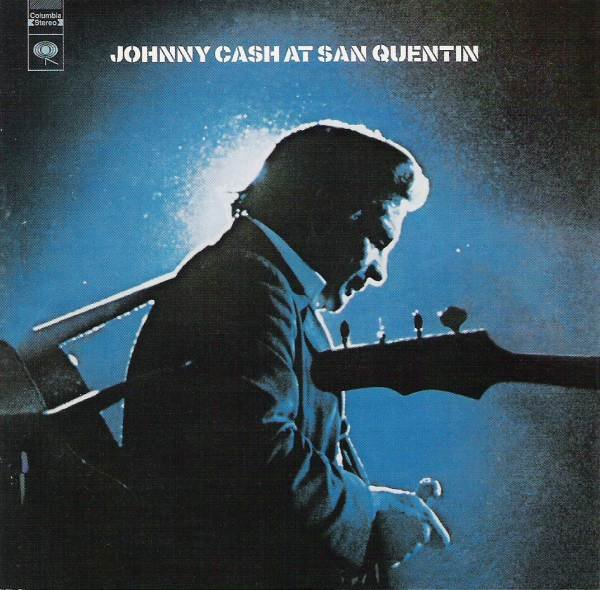 Image of   Johnny Cash - At San Quentin - Vinyl / LP