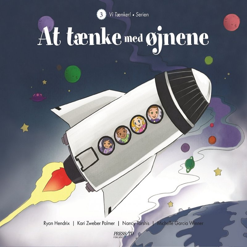 Image of   At Tænke Med øjnene - Michelle Garcia Winner - Bog