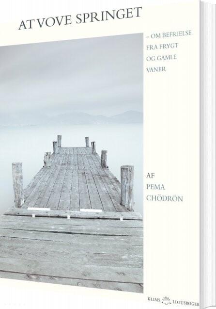 Billede af At Vove Springet - Pema Chödrön - Bog