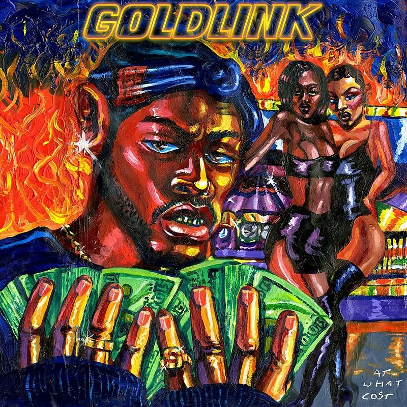 Image of   Goldlink - At What Cost - Vinyl / LP