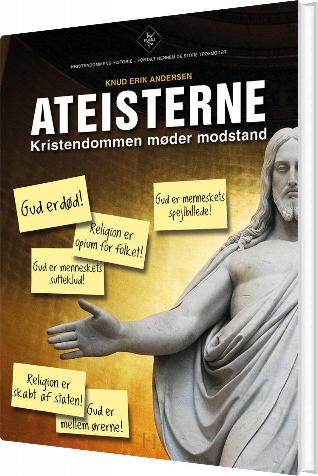 Billede af Ateisterne - Knud Erik Andersen - Bog