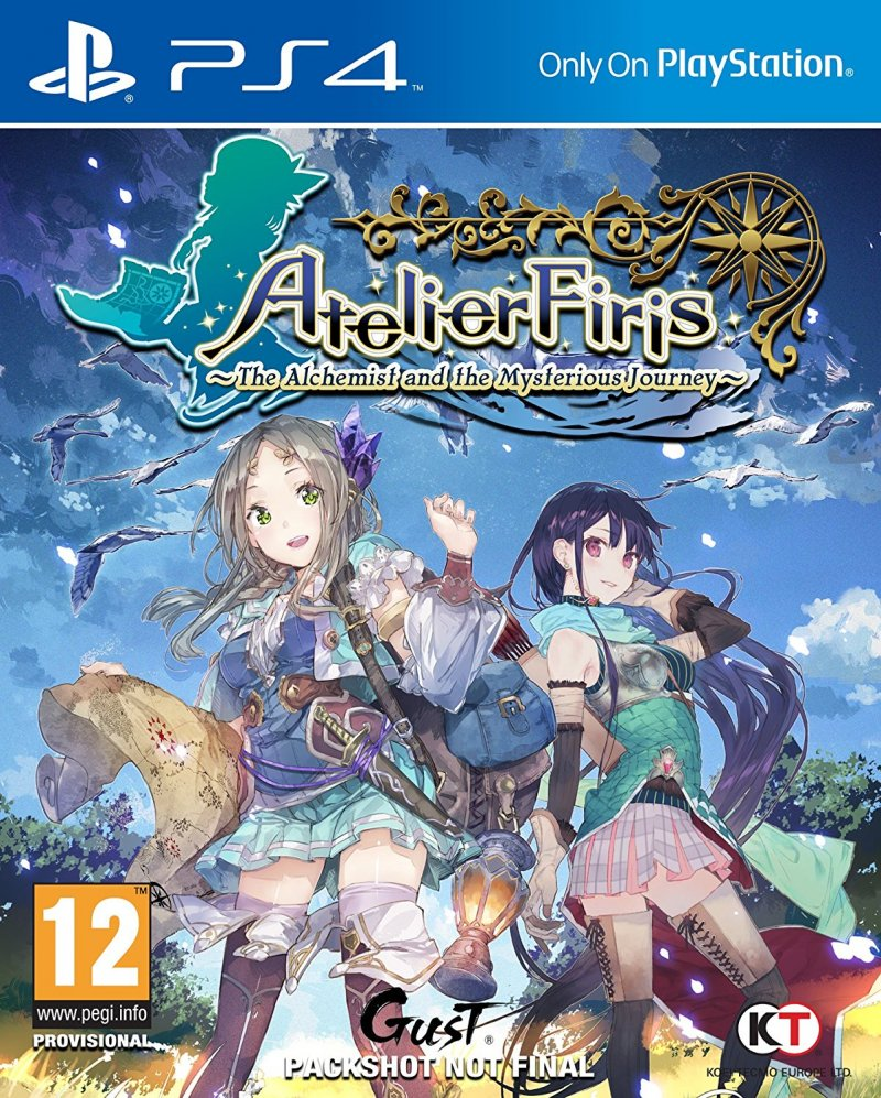 Image of   Atelier Firis: The Alchemist And The Mysterious Journey - PS4