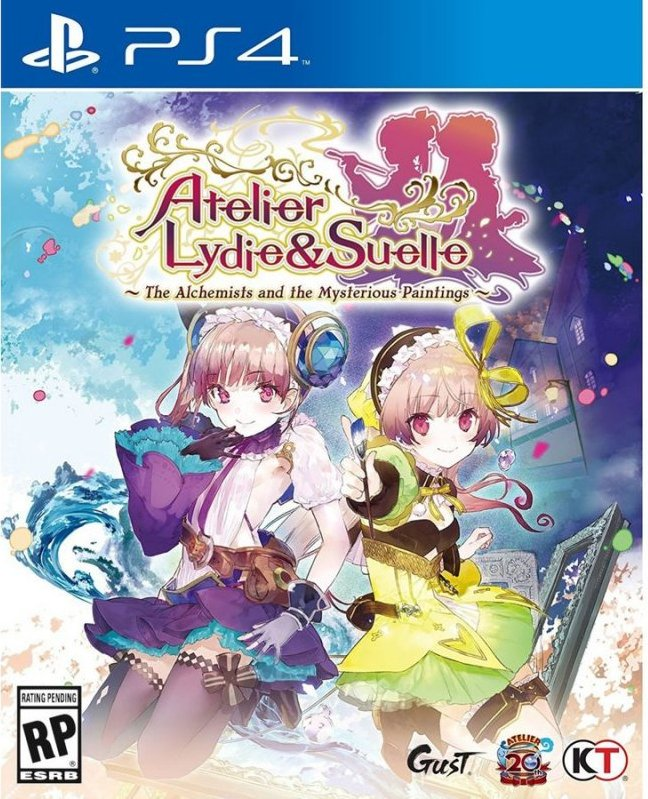 Image of   Atelier Lydie & Suelle: Alchemists Of The Mysterious Painting - PS4