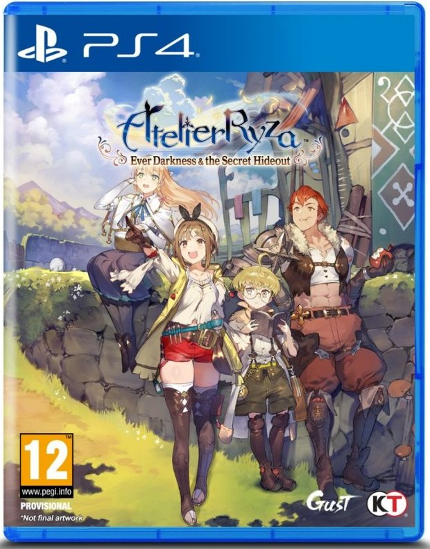 Image of   Atelier Ryza: Ever Darkness & The Secret Hideout - PS4