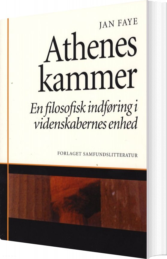 Image of   Athenes Kammer - Jan Faye - Bog