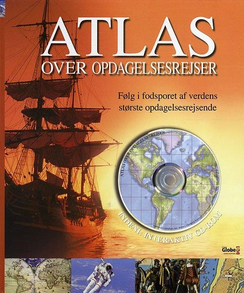 Image of   Atlas Over Opdagelsesrejser - Anita Ganeri - Bog