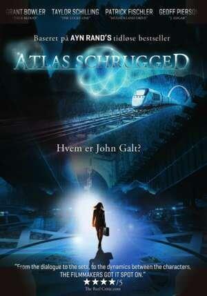 Image of   Atlas Shrugged - Part 1 - DVD - Film