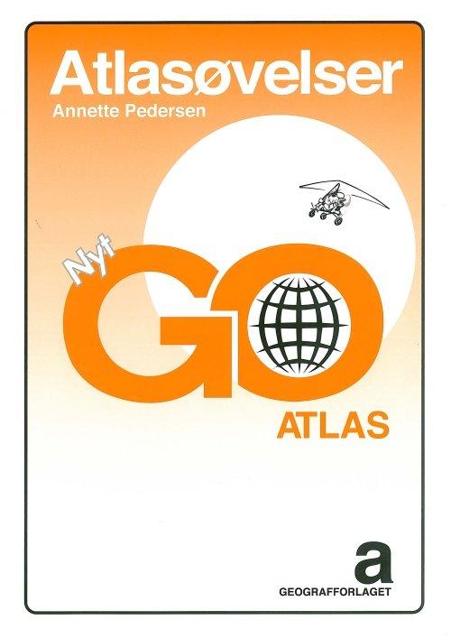Image of   Atlasøvelser A Til Nyt Go Atlas - Klassesæt - Annette Pedersen - Bog