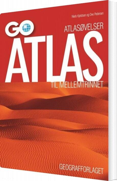 Image of   Atlasøvelser: Go Atlas Til Mellemtrinnet - Pakke á 25 Stk - Ove Pedersen - Bog