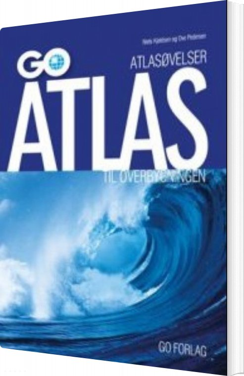 Image of   Atlasøvelser: Go Atlas Til Overbygningen - Pakke á 25 Stk - Ove Pedersen - Bog