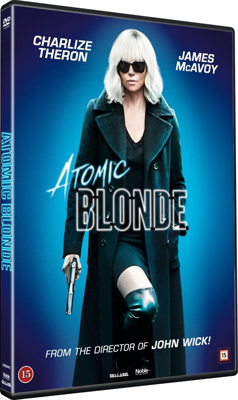 Image of   Atomic Blonde - DVD - Film