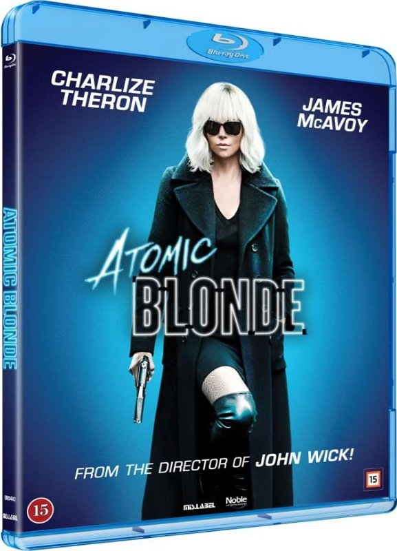 Image of   Atomic Blonde - Blu-Ray