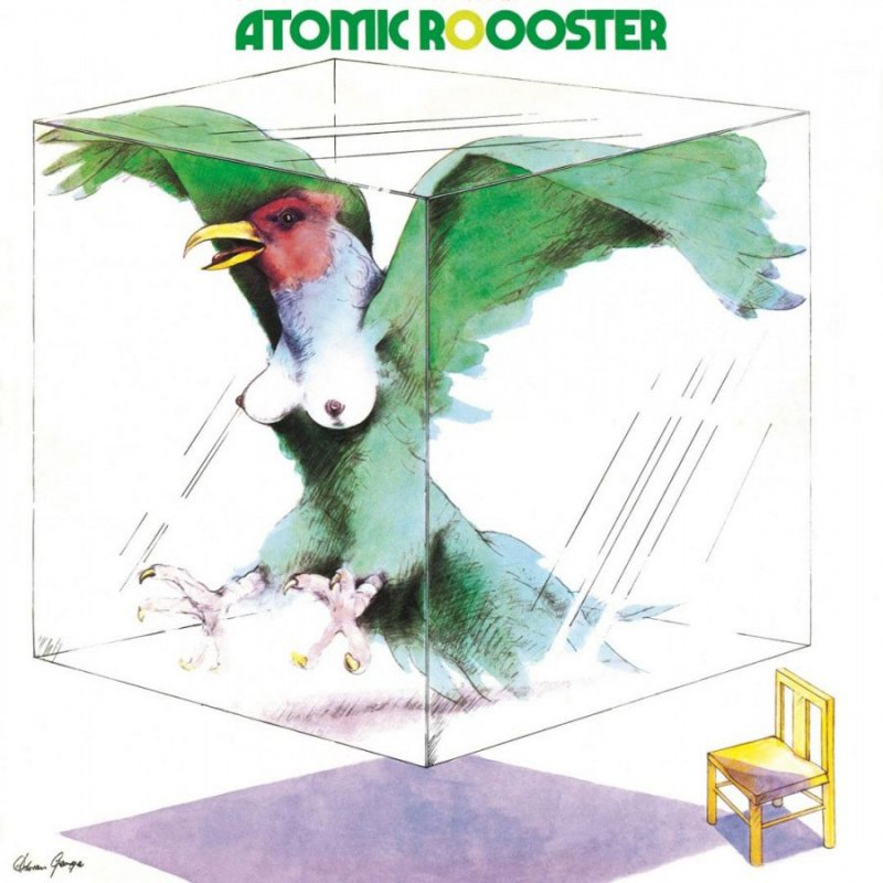 Image of   Atomic Rooster - Atomic Rooster - Vinyl / LP