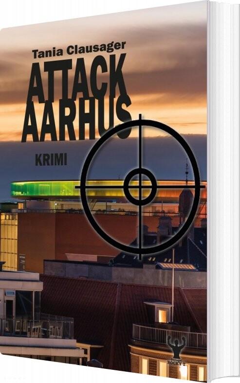 Image of   Attack Aarhus - Tania Clausager - Bog