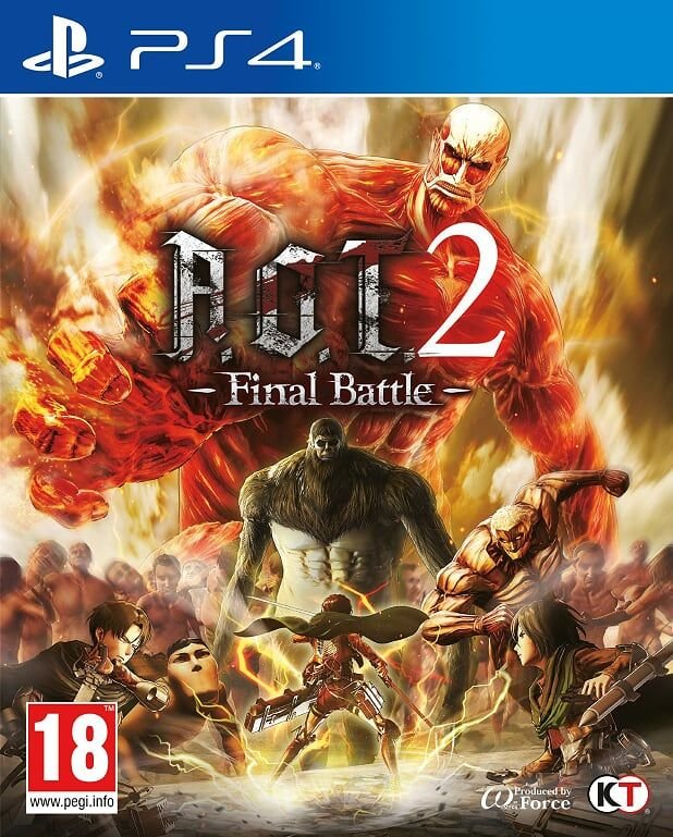 Image of   Attack On Titan 2 - Final Battle / A.o.t. 2 - PS4