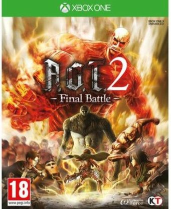 Image of   Attack On Titan 2 - Final Battle / A.o.t. 2 - Xbox One