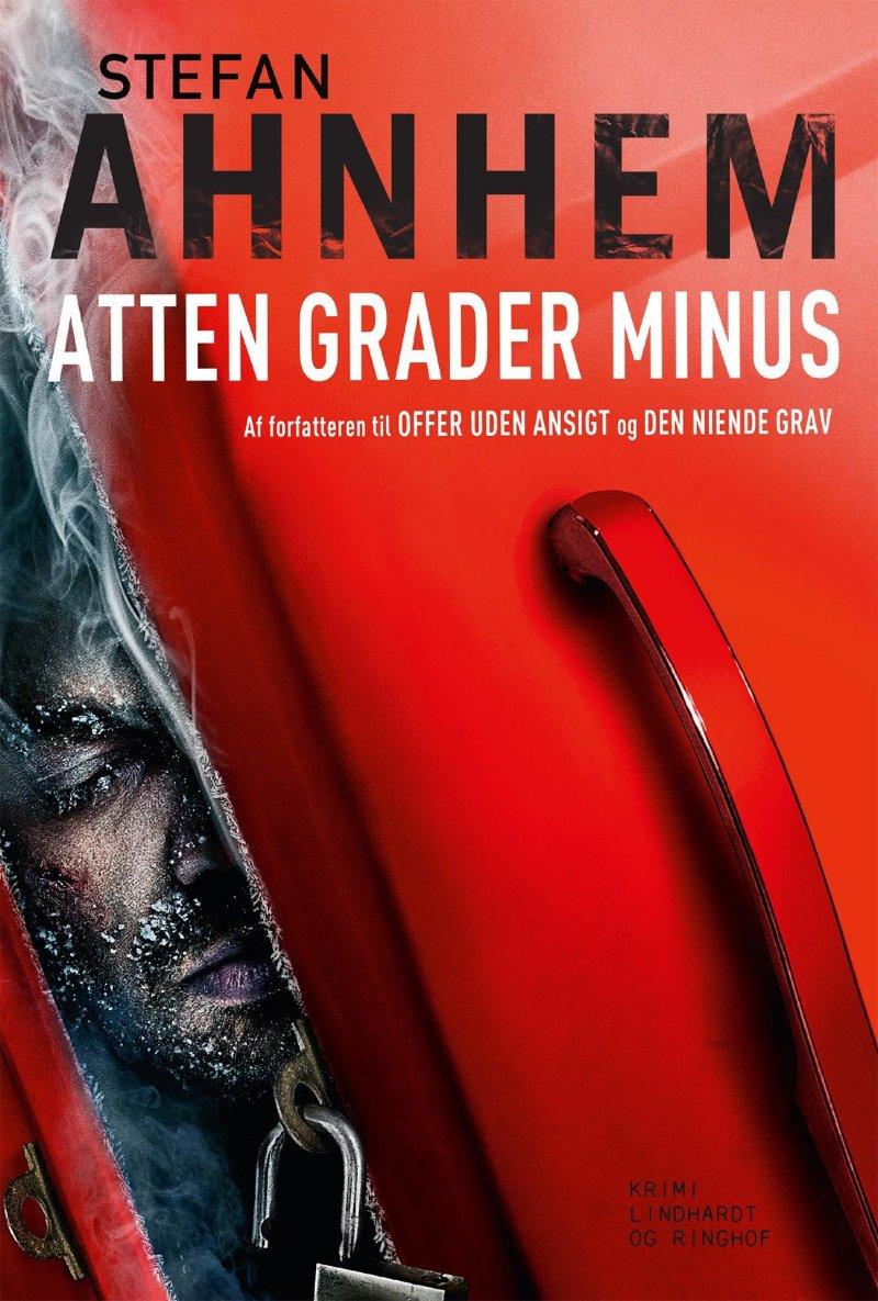 Image of   Atten Grader Minus - Stefan Ahnhem - Bog