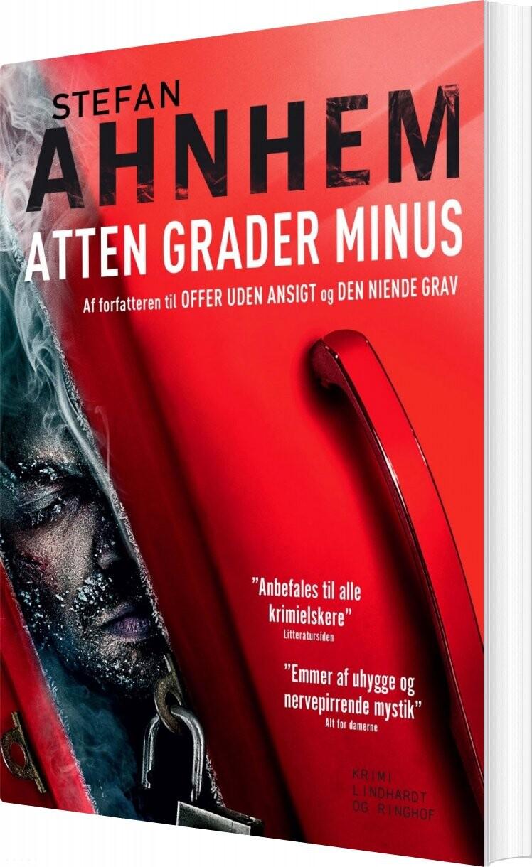 Image of   Atten Grader Minus - Fabian Risk 3 - Stefan Ahnhem - Bog