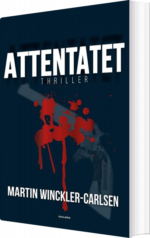 Image of   Attentatet - Martin Winckler-carlsen - Bog