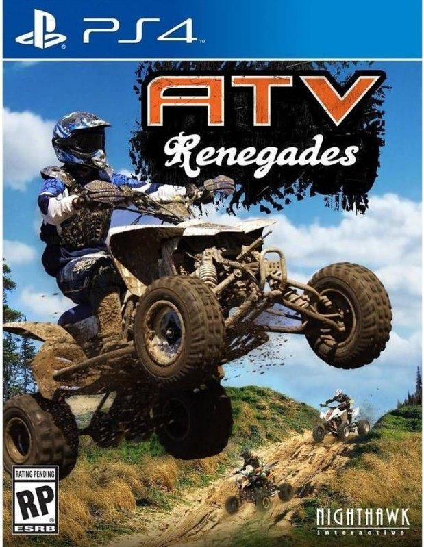Image of   Atv Renegades - PS4