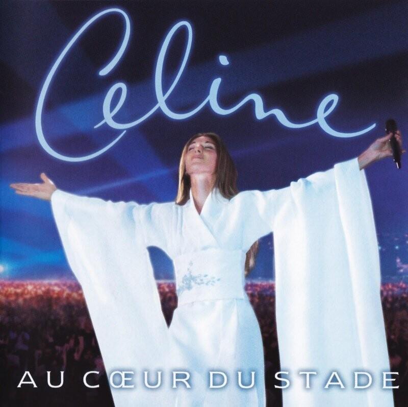 Image of   Celine Dion - Au Coeur Du Stade - CD
