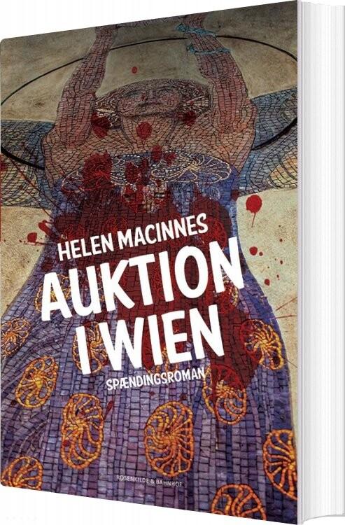 Image of   Auktion I Wien - Helen Macinnes - Bog