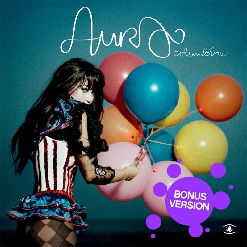 Image of   Aura - Columbine - Ny Udgave - CD