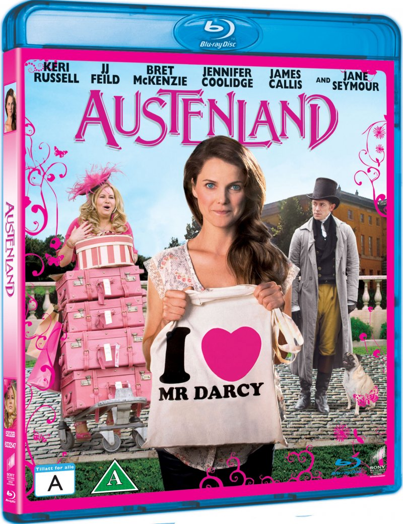 Image of   Austenland - Blu-Ray