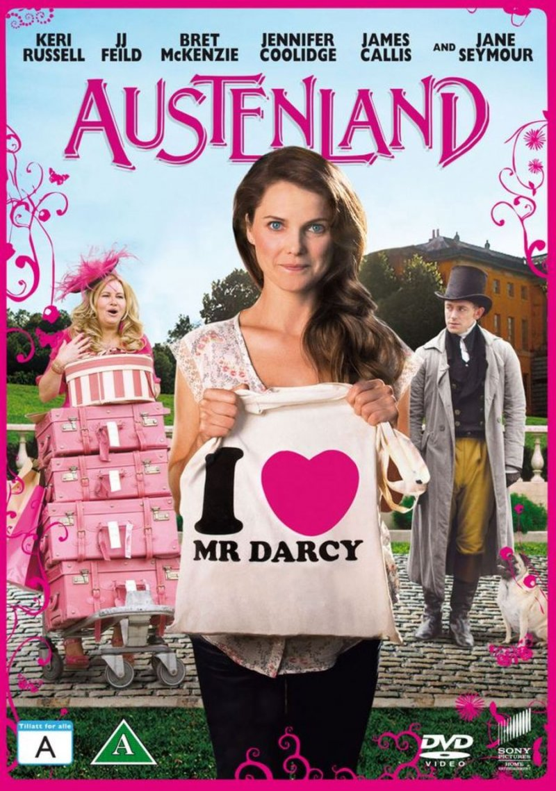 Image of   Austenland - DVD - Film